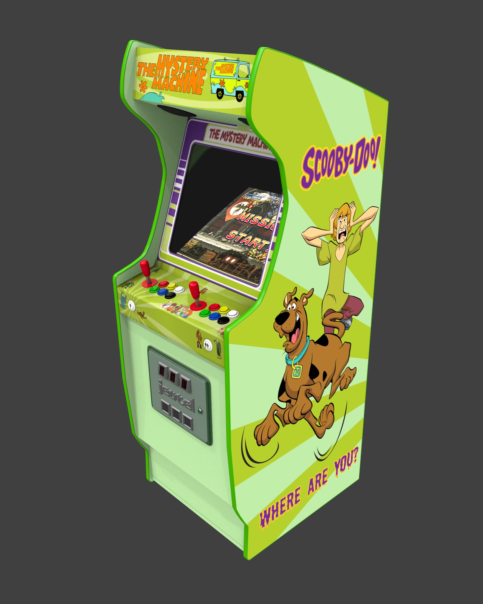 borne arcade 76